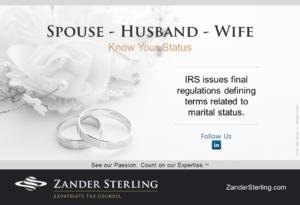 Spouse - Husband - Wife